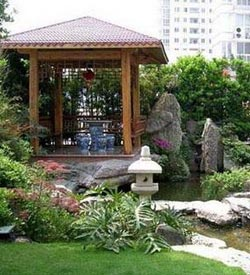 庭院景观设计的方案