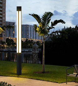 园林景观设计:景观灯的作用