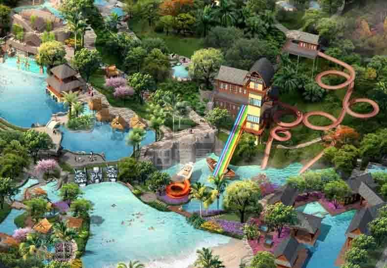 水上乐园项目